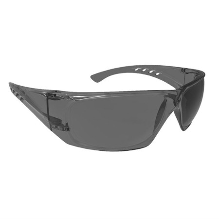 Portwest PW13 Clear View Safety Spectacle Smoke
