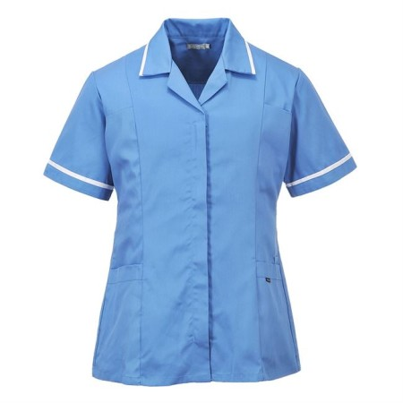 Portwest LW20 Classic Ladies Tunic Hosp-Blue