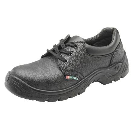 steel midsole safety shoe