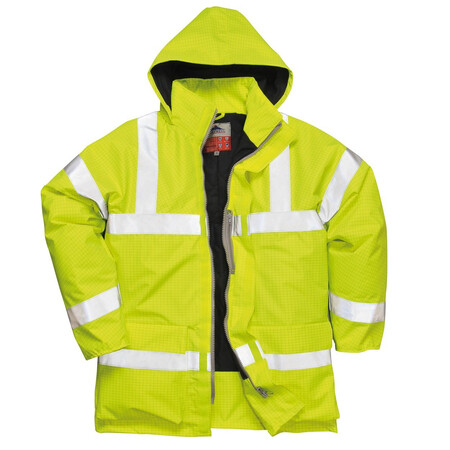 Portwest S778 Hi Vis coat flame retardant