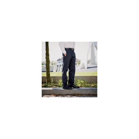 Henbury HB608,Teflon coated flat front chino