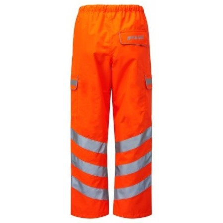 Pulsarail Orange Overtrousers PR503 Image 1