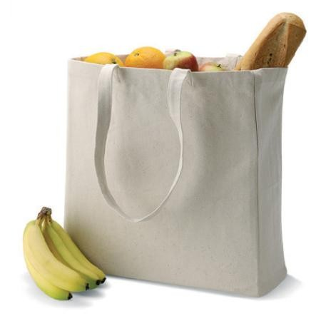 Quadra QD023 Canvas classic shopper