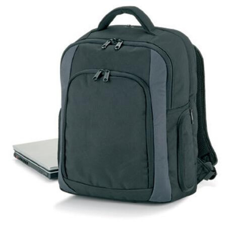 Quadra QD968 Tungsten laptop backpack