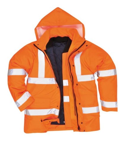 4 in 1 Hi Vis Jacket Portwest S468