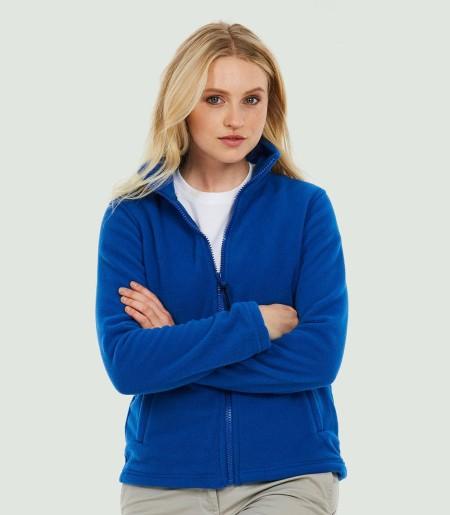 Uneek UC608 Ladies Classic Full Zip Fleece Jacket