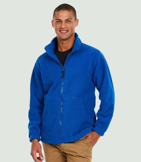 Uneek UC604 Unisex Embroidered Fleece Jacket