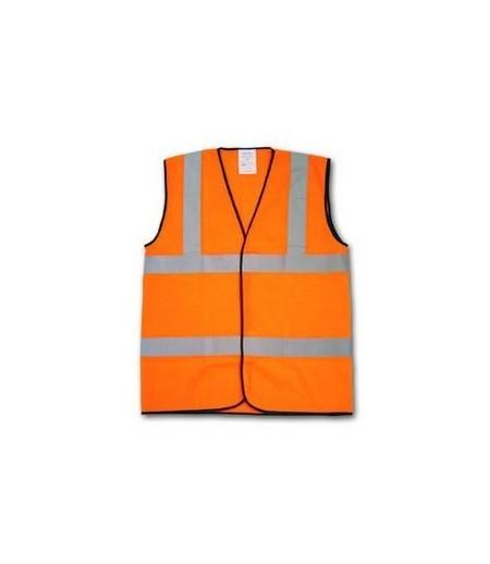 Hi Vis safety vest Orange
