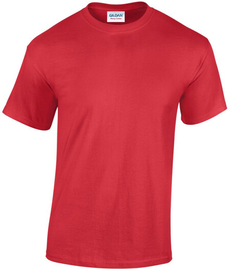 Covid 19 T-shirt Red Front