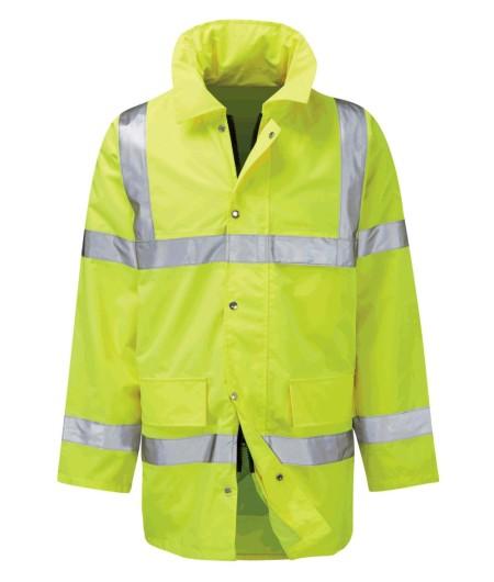 Yellow Hi Vis Jacket