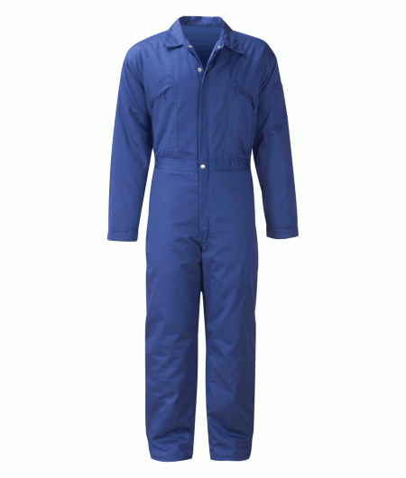 Qulited-Padded Coverall