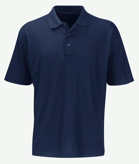 PS240 Embroidered Heavy Polo Shirt