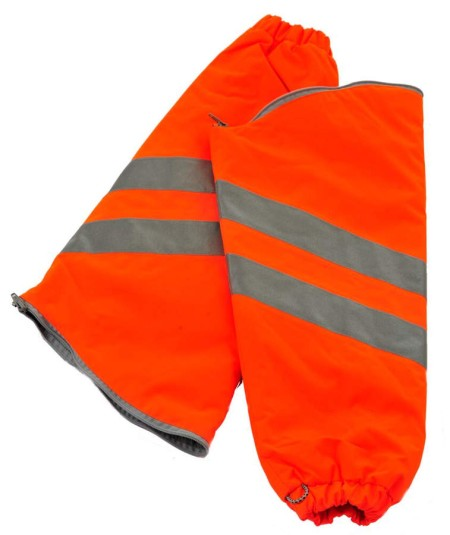 Pulsarail Orange Hi Vis Interactive Sleeves for PR498 Body Warmer PR525
