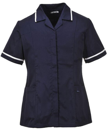 Portwest LW20 Classic Ladies Tunic Navy