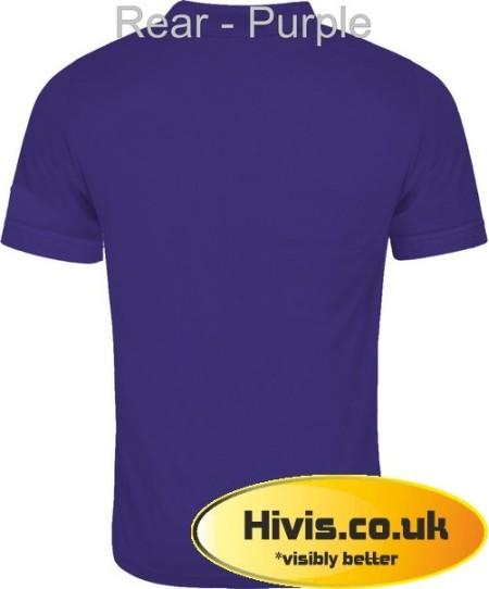 Uneek UC108 Purple