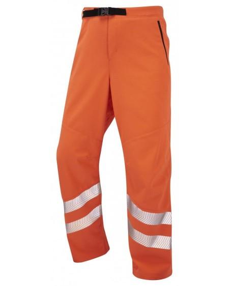 Hi Vis Stretch Work Trouser Leo WT01
