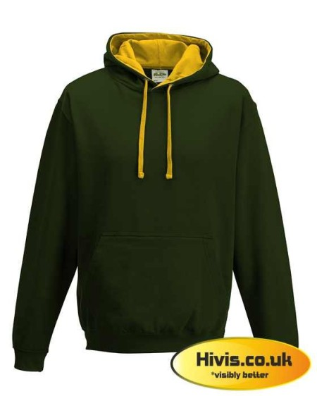 Awdis JH003 Forrest Green/Gold