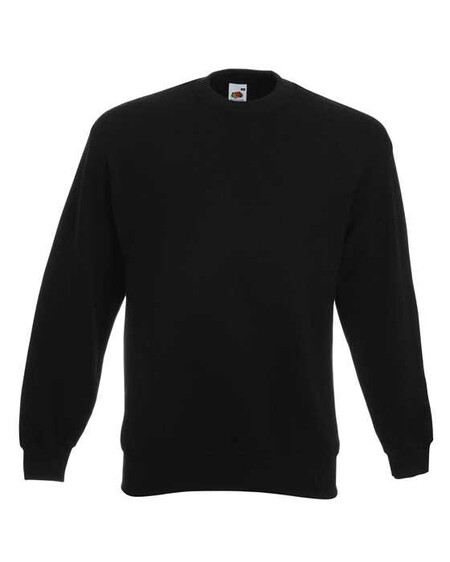 Fruit of the Loom SS200 Black