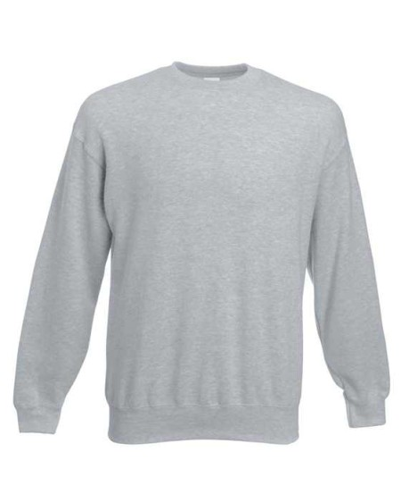 Fruit of the Loom SS200 Heather Grey