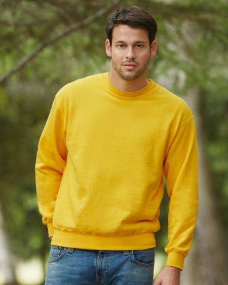 Fruit of the Loom SS200 Set-in sweat
