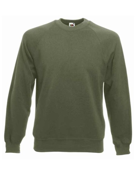 Fruit of the Loom SS270 Classic Olive