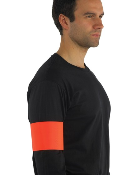 Hi Vis arm band HVW66 Orange