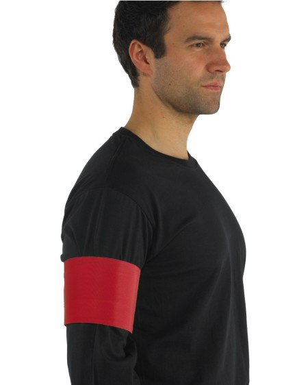 Hi Vis arm band HVW66 Red