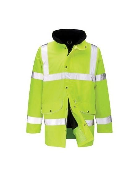Premium Hi Vis Padded Jacket