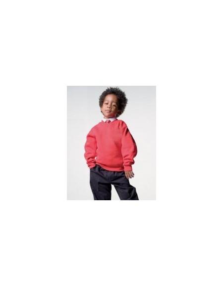 Jerzees Schoolgear J272B,Kid's v-neck sweatshirt