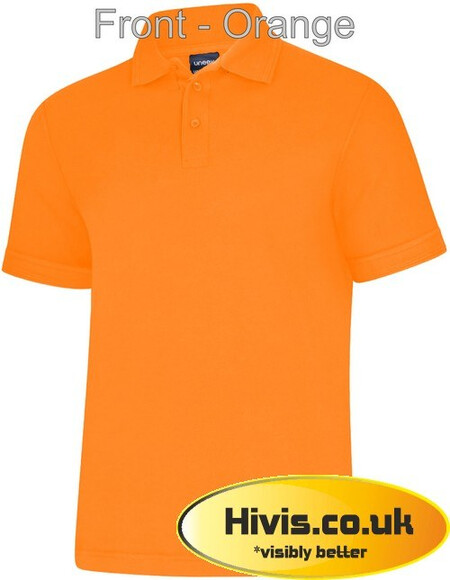 Uneek UC108 Orange