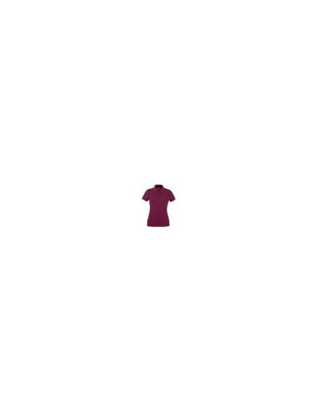 Fruit of the Loom SS212 Burgundy