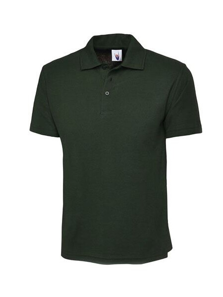 UC103 Bottle Green Polo Shirt