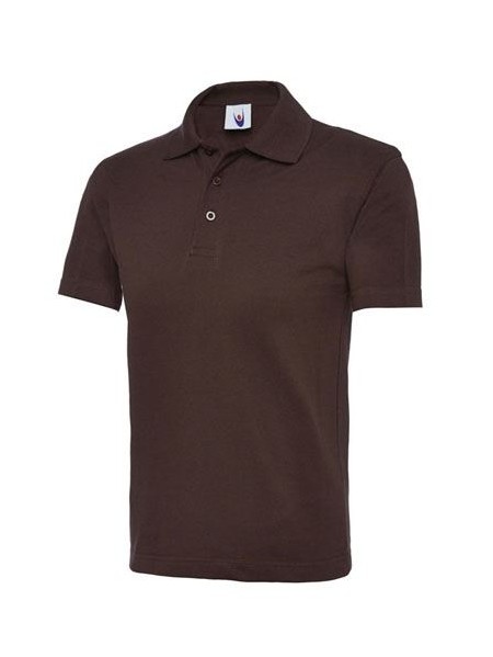 UC103 Brown Polo Shirt