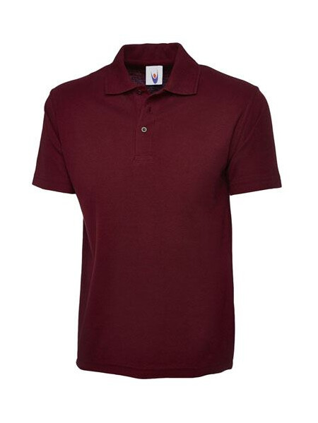 UC103 Maroon Polo Shirt
