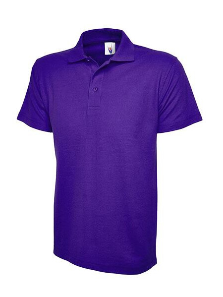 UC103 Purple Polo Shirt