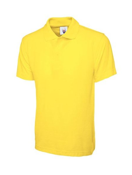 UC103  Yellow Polo Shirt