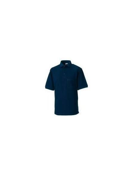 Russell J011M, cotton polo