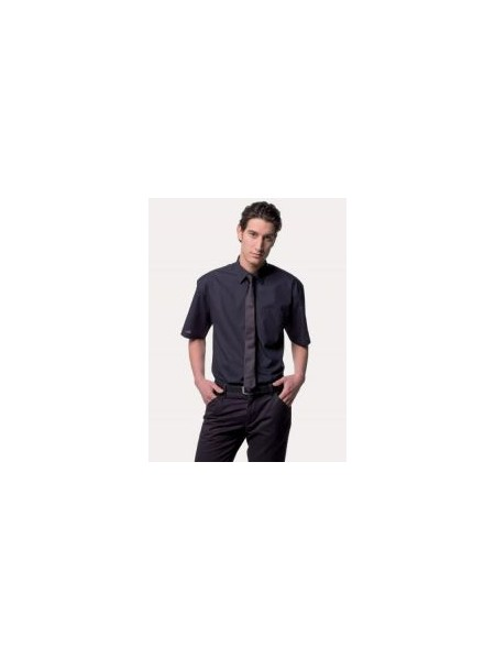 Russell  J935M,Short sleeve Tencel Corporate Shirt