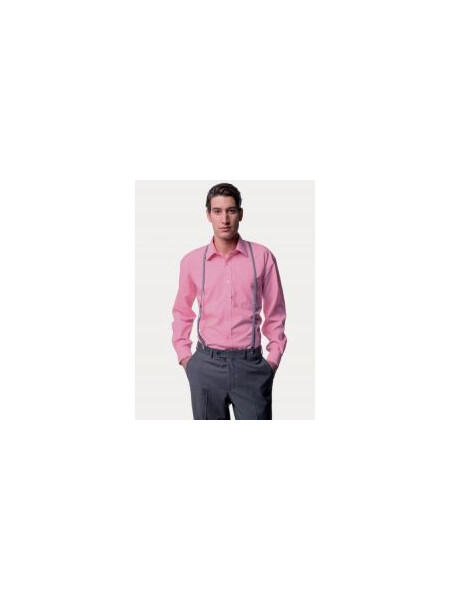 Russell J936M 100% cotton poplin shirt