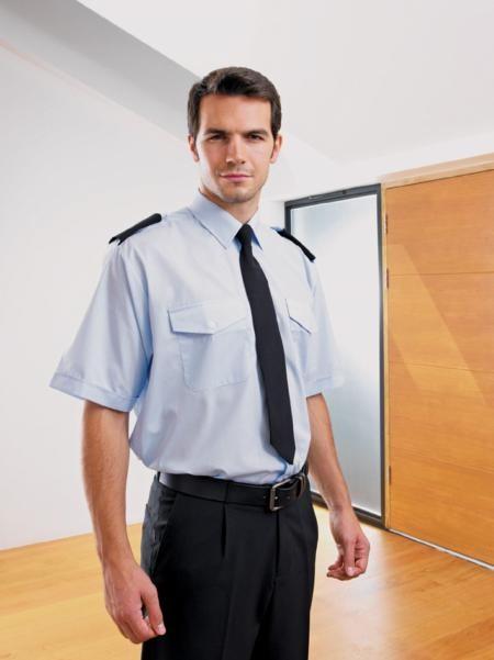 Premier PR212 Short sleeve pilot shirt