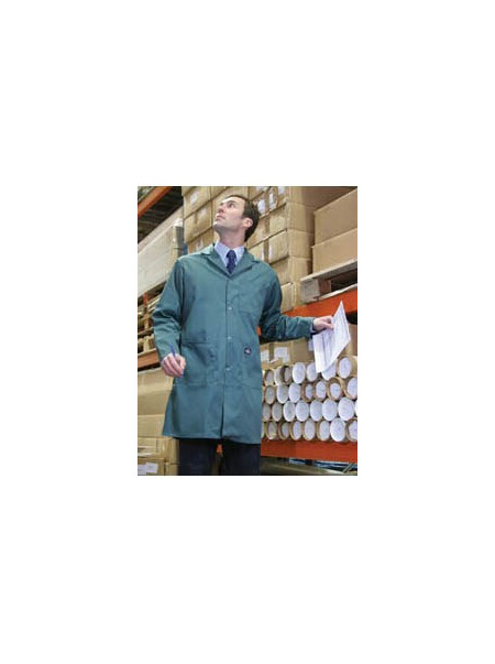 Dickies WD200 RedHawk warehouse Coat