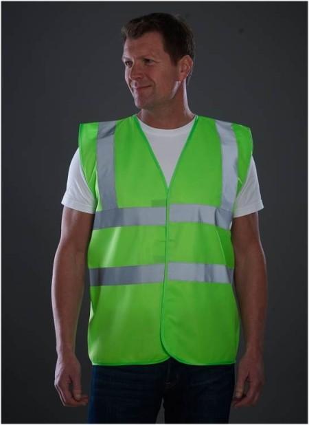 Lime Green Hi Vis Vest