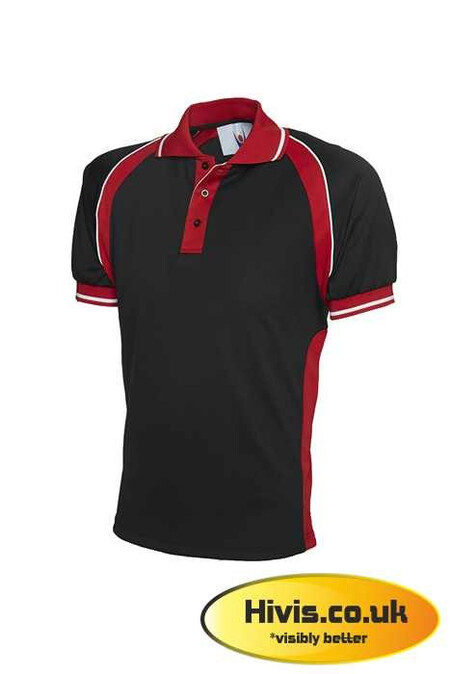 UC123 Black/Red
