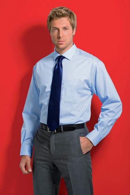 Kustom Kit KK116,Premium non iron corporate shirt