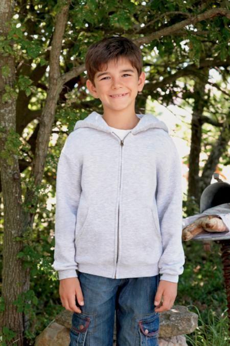 Fruit of the Loom SS225 Kid's hoodie jacket