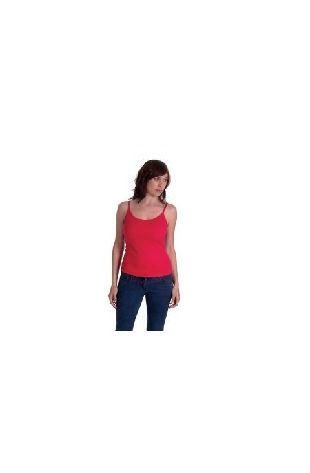 Uneek UC307 220GSM Ladies Strap Camisole includes your logo