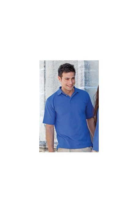 Henbury HB100, polo with stand up collar