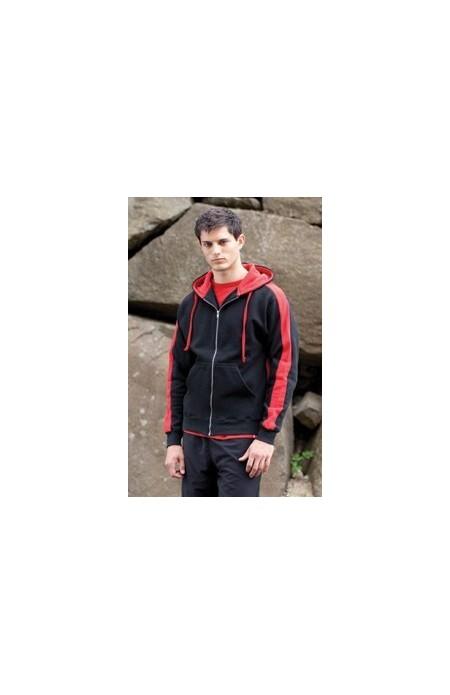 Finden & Hales LV330 Full zip hoodie