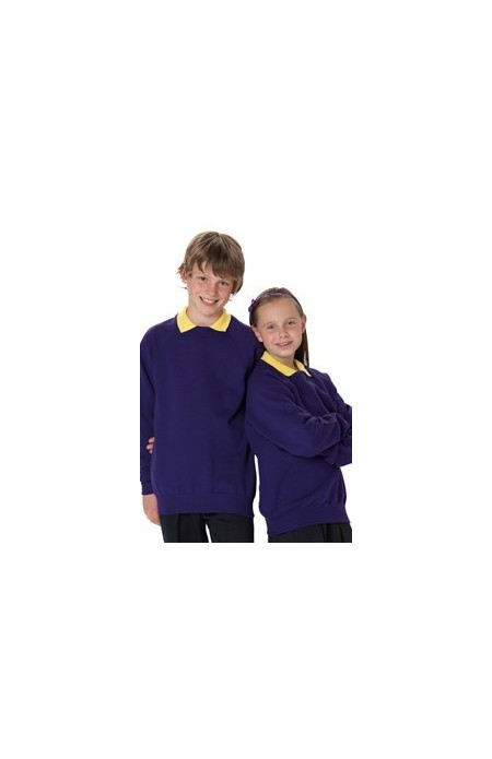 Jerzees Schoolgear 7620B,Kid's Sweatshirt