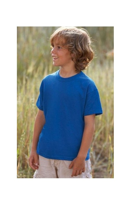 Fruit of the Loom SS031 Kid's valueweight tee